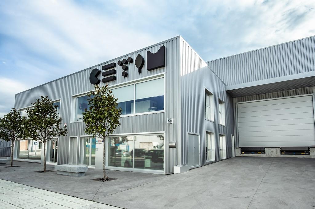 Sede de CETIM en Culleredo (A Coruña), inaugurada en 2018.