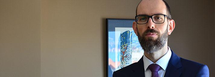 Eduardo García Pazo, director gral. CUPA Innovación