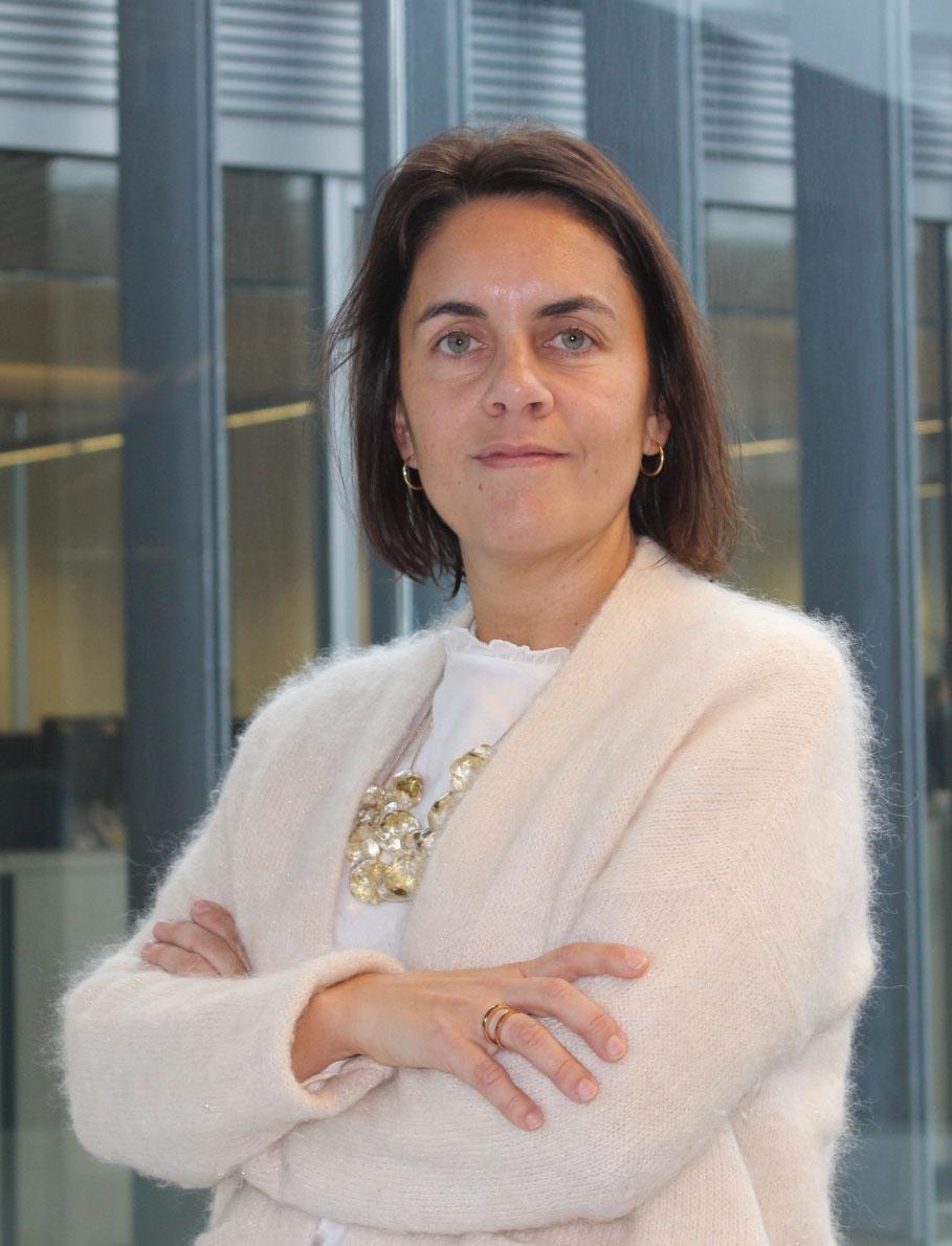 Patricia Argerey Vilar, directora de la Agencia Gallega de Innovación